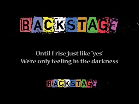 Spark - Backstage Cast (Theme song lyrics)
