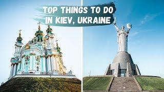 48 HOURS IN KIEV   Exploring The Beautiful City Of Kiev Ukraine!