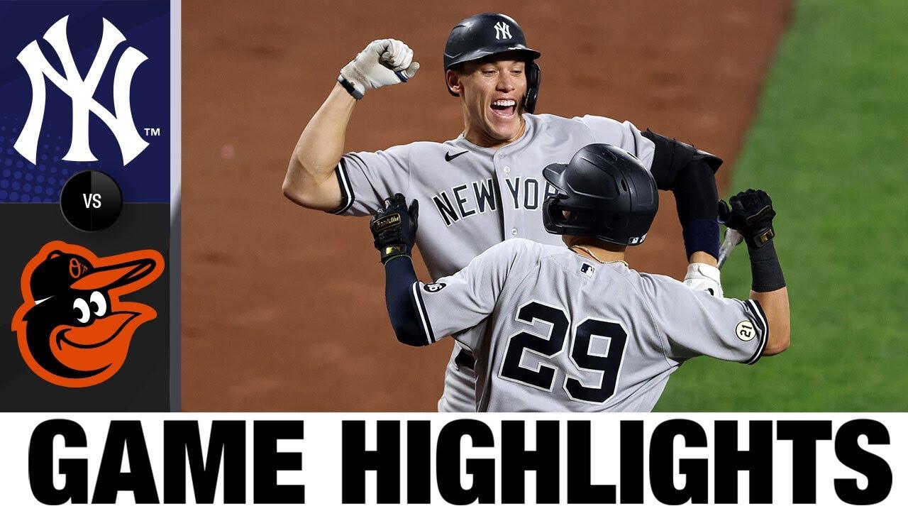 Download Yankees vs. Orioles Game Highlights (9/15/21) | MLB Highlights
