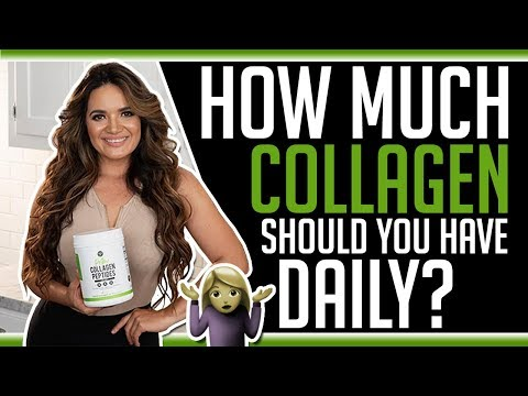 How Much Collagen Should You Have Daily │ Gauge Girl Training