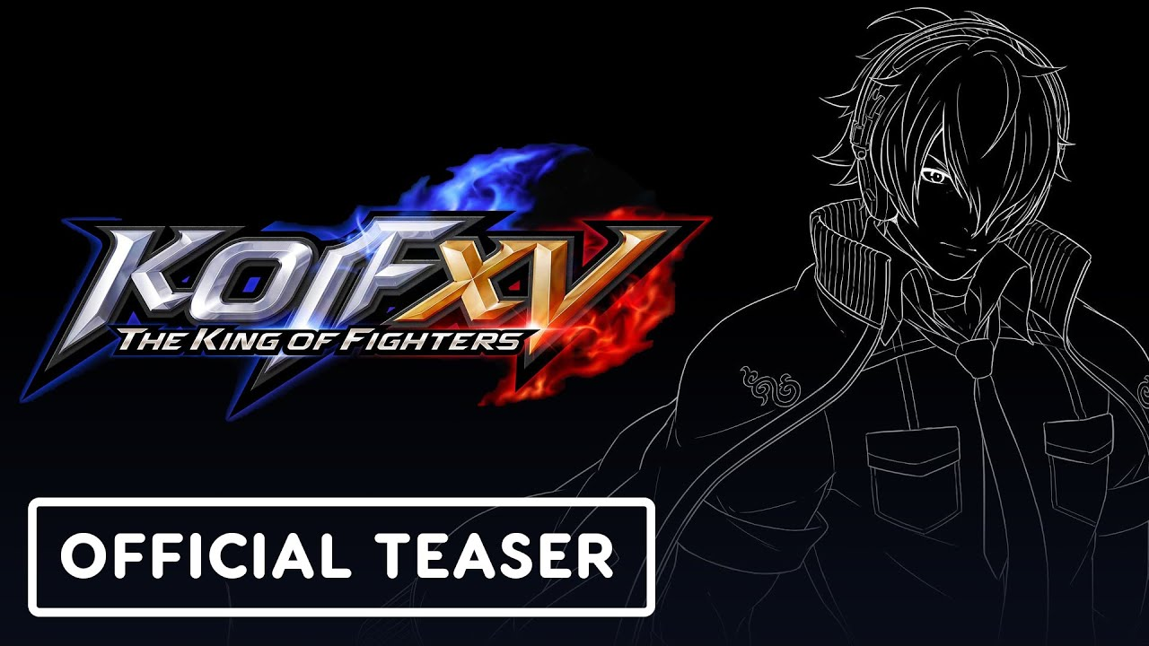 King of Fighters 15 - Official Character Announcement