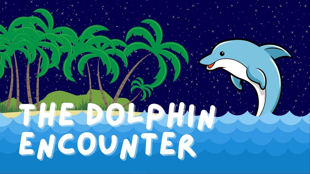 The Dolphin Encounter 😴 BEDTIME STORY FOR GROWN UPS 💤 Calm Anxiety & Reduce Stress