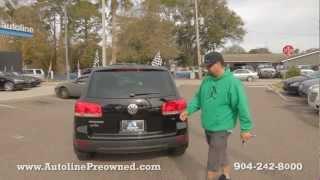 Autoline's 2006 Volkswagen Touareg V6 Walk Around Review Test Drive