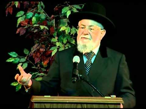 Chief Rabbi Israel Meir Lau Speech In Rochester