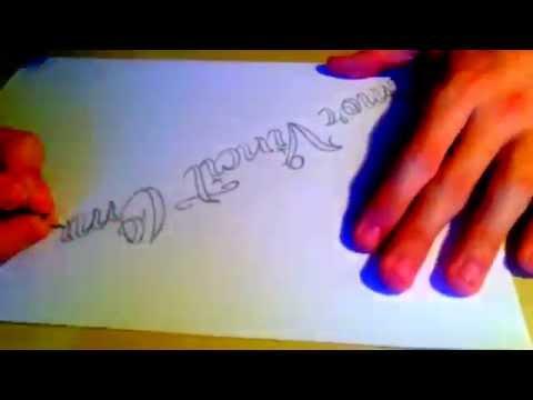 Amor Vincit Omnia Tattoo time-lapse