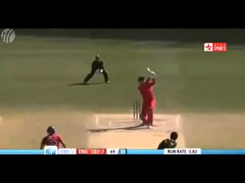 Full Match Highlights   England vs Pakistan U19 Semi Final World Cup 2014   Eng vs Pak
