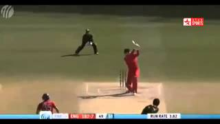 Full Match Highlights   England vs Pakistan U19 Semi Final World Cup 2014   Eng vs Pak