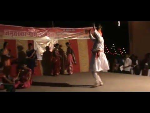 Jamrutkhar Maharashtrachi Lok kala