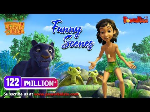 Jungle Book Cartoon Hindi Kahnaiya Funny Video Collection4