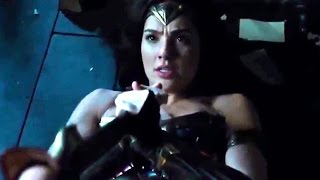 WONDER WOMAN FIGHT SCENES - MUJER MARAVILLA ESCENAS DE PELEAS - GAL GADOT , CHRIS PINE 2017