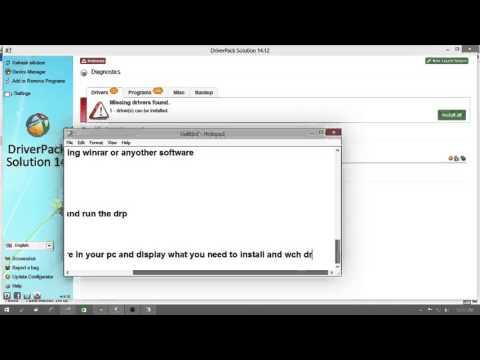 driverpack solution windows 10 apk