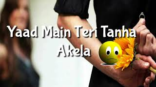 Itna Main Chahoon Tujhe WhatsApp Status Video -- W