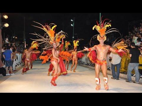 Chapulin colorado   Carnaval en Rosario 2015  Argentina   Comparsas murgas