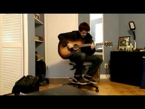 Who Says By John Mayer (Cover By Jesse Goodwin)