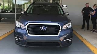 Up close look at the 2019 Subaru Ascent - SUBSCRIBERS Appreciated #SubaruSteve