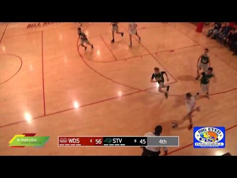Woodside vs St. Vincent | Middle School Boys Basketball
