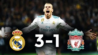🔥 UNE FINALE HISTORIQUE ! 🏆 (Real Madrid 3-1 Liverpool)