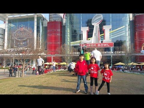 Super Bowl LIVE @ Discovery Green, Houston, TX - Feb 2017