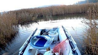 Рыбалка на щуку.  Ловля на спиннинг осенью.