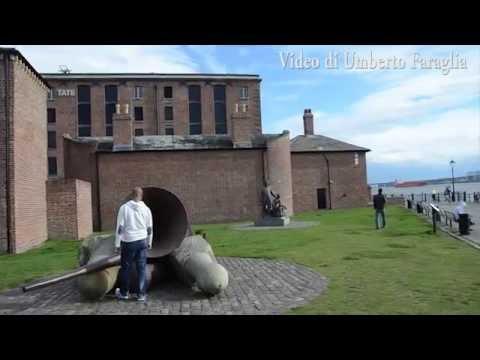 Trip to liverpool -Tourist Information -  video of Umberto Faraglia