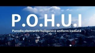 POHUI  - Varianta cersetorilor ( parodie Carla