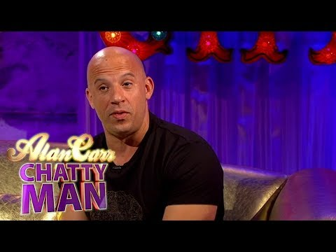 Vin Diesel - Full Interview on Alan Carr: Chatty Man