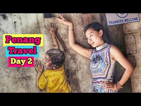 Georgetown, Penang Island 2017: Day 2 of Street Art Penang, Penang Food & Other Places to Visit