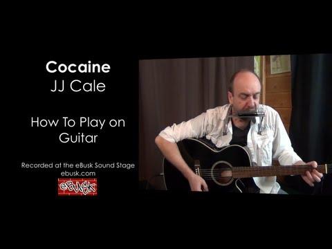Learn Cocaine - Easy Guitar Chords and Rhythm