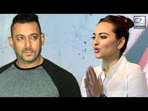 Sonakshi Sinha DESPERATE For Salman Khan  | Lehren Hollywood | LehrenTV