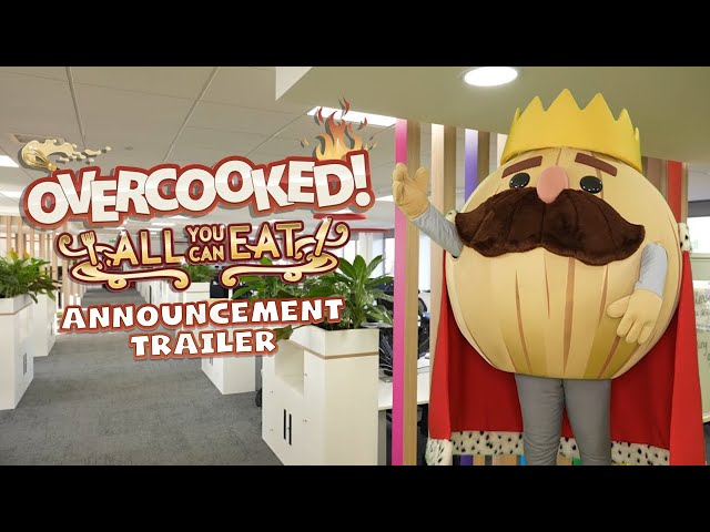 Overcooked! All You Can Eat (видео)