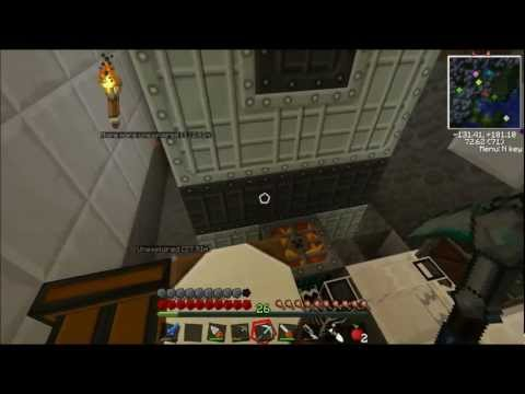 Phoenix plays Mindcrack modpack (Part 37) - The industrial blast furnace