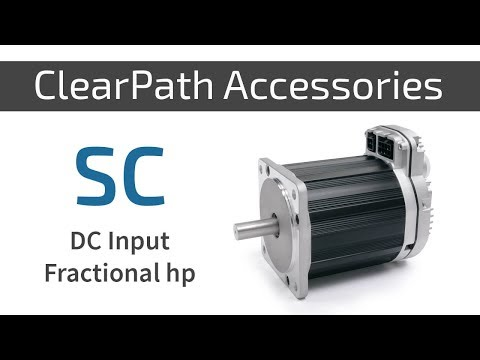 ClearPath SC Servo Fractional HP Accessories
