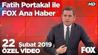 Ocak ayında beyaz eşya satışı yüzde 9 düştü! 22 Şubat 2019 Fatih Portakal ile FOX Ana Haber
