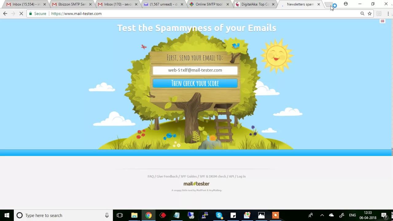 How does SMTP server works[Digitalaka com]