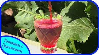 видео Как из компота сделать вино: рецепты вин из виноградного, яблочного и сливового компота