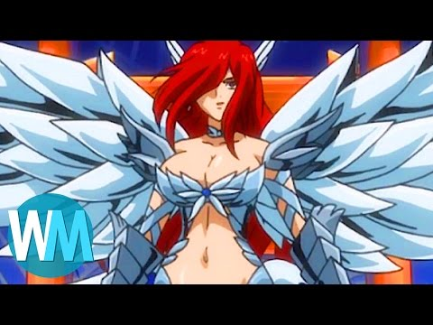 Top 10 Badass Women in Anime