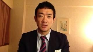 三橋泰介、本日は滞在中の大阪から、『みのもんたさん謝罪会見と滝川ク...