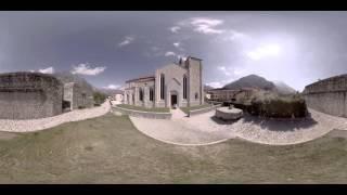 Terremoto del Friuli, 40 anni dopo: un video 360 sui luoghi della rinascita