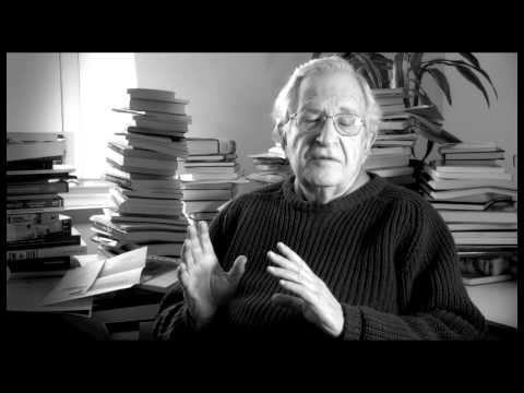 Noam Chomsky - The Purpose of Education