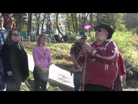 Delaware Riverkeeper Network video Lenape River Blessing