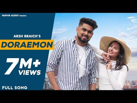 Doraemon Song (Full Video) Arsh Braich | Latest Punjabi Songs 2020 | Guru Sekhon | Yashika Talwar