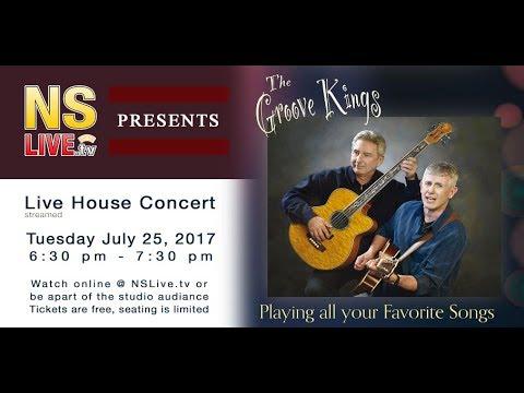 Groove Kings Live on NSLive.tv