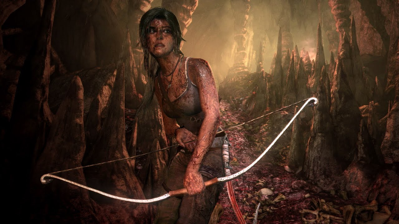 Tomb Raider Definitive Edition Gameplay Part 9 Ps4 1080p Hd Youtube