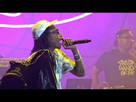 Wiz Khalifa - Something New  Kraków Live Festival 2017