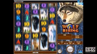 IGT Wolf Rising Slot Machine Online Game Play