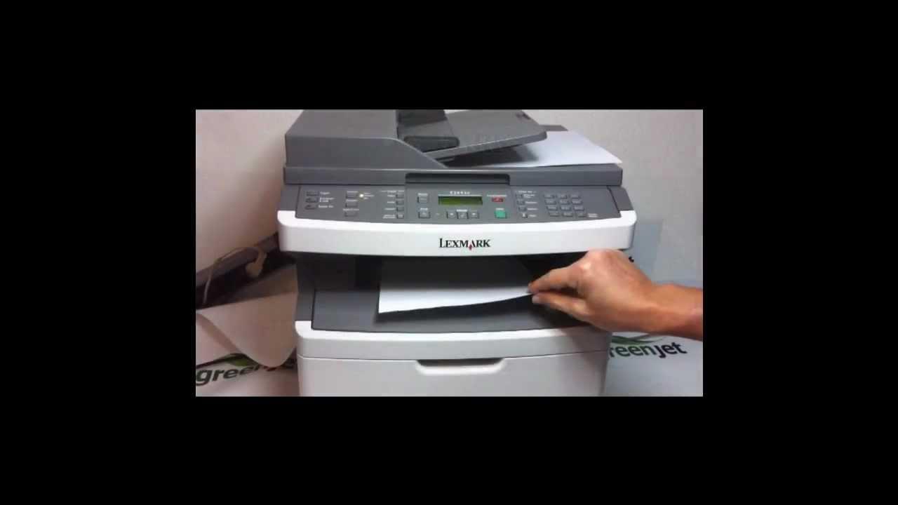 impresora multifunci n lexmark x264dn youtube rh youtube com Lexmark X656dte Lexmark T652dn