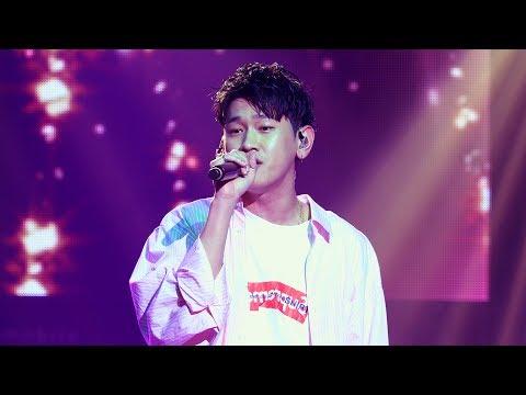 170624 크러쉬(Crush) - 우아해 (woo ah) [세이팝 알쌈 콘서트] 4K 직캠 by 비몽