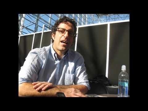 Sleepy Hollow: M. Raven Metzner, SH Writer, Press Room Interview ,NYCC