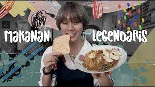 Makanan Legendaris Jakarta Pusat