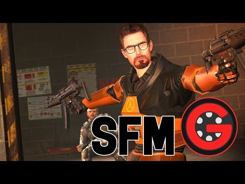 Freemans Mind Animated: Modern Major General [SFM]